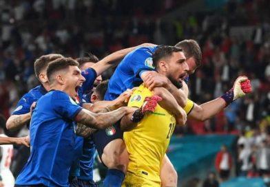 Foto Сборная Италия стала победителем Евро-2020 17 21.09.2021