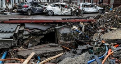 Foto Новое наводнение из-за ливней началось на юге Бельгии, подтоплены несколько населенных пунктов 3 05.08.2021