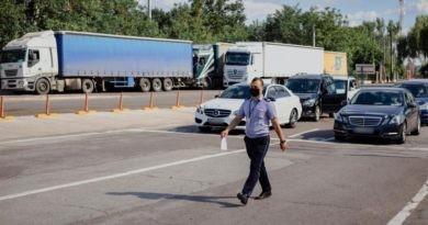 Încălcările depistate săptămâna trecută la frontiera de stat. 57 cetățeni străini au primit refuz de a intra în țară