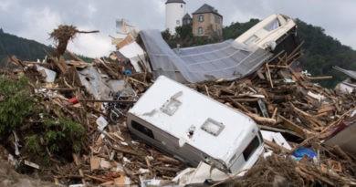 Foto Румыны были пойманы на кражах в районах, пострадавших от наводнений в Германии 4 22.09.2021