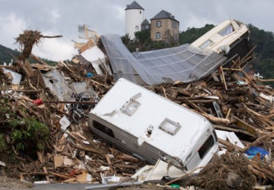 Foto Румыны были пойманы на кражах в районах, пострадавших от наводнений в Германии 22 21.09.2021