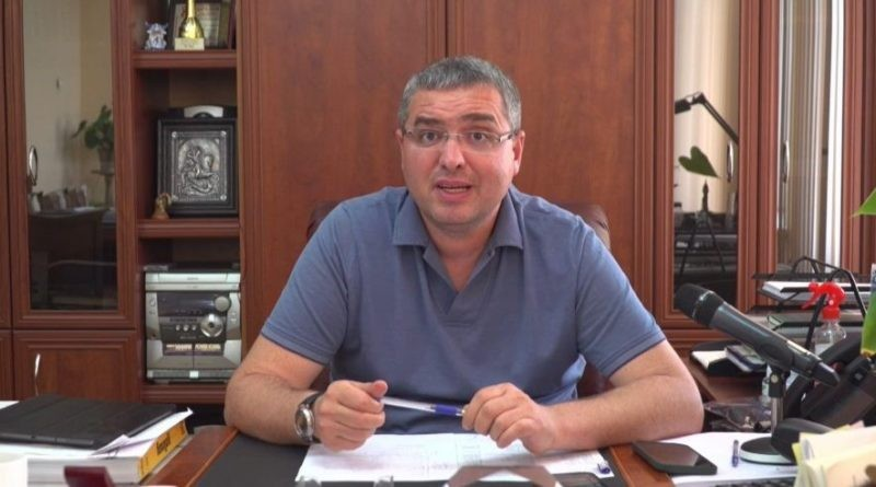 Primarul municipiului Bălți, Renato Usatîi, a anunțat că va demisiona de la cârma orașului