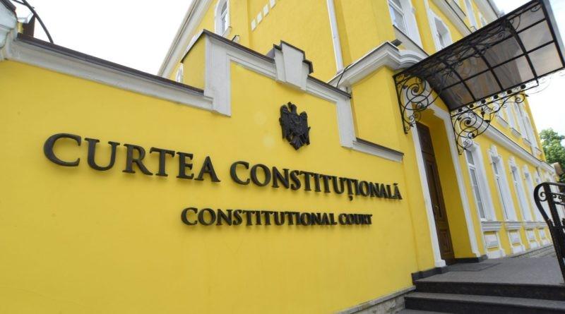 Curtea Constituțională a validat rezultatele alegerilor parlamentare anticipate din 11 iulie