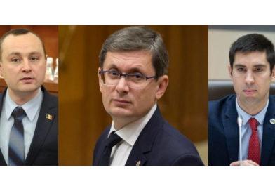 Foto Игорь Гросу стал спикером парламента Молдовы, Попшой и Батрынча избраны вице-спикерами 9 01.08.2021