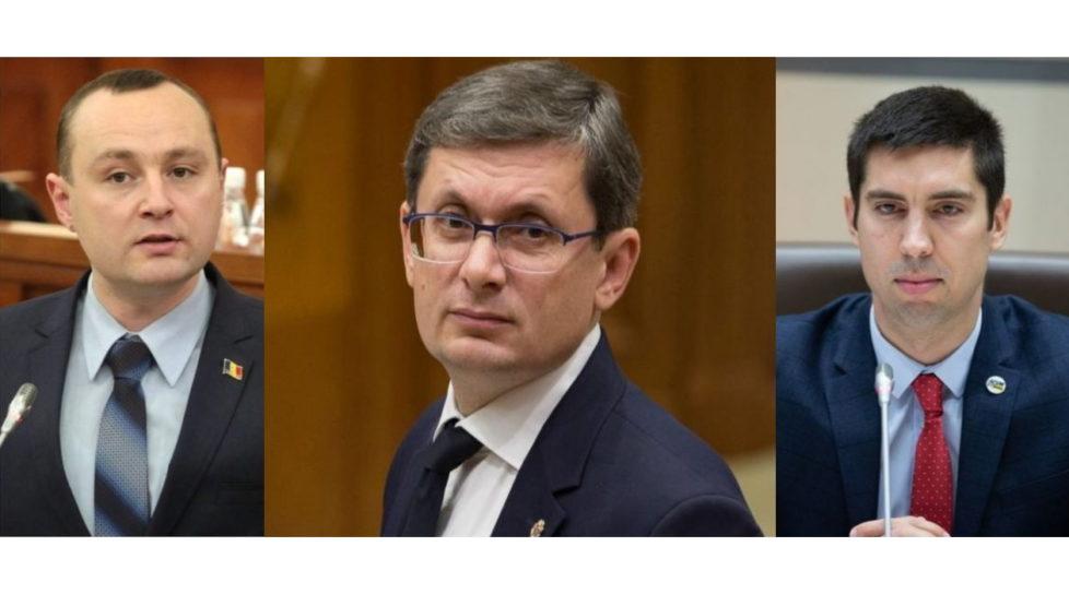 Foto Игорь Гросу стал спикером парламента Молдовы, Попшой и Батрынча избраны вице-спикерами 8 05.08.2021