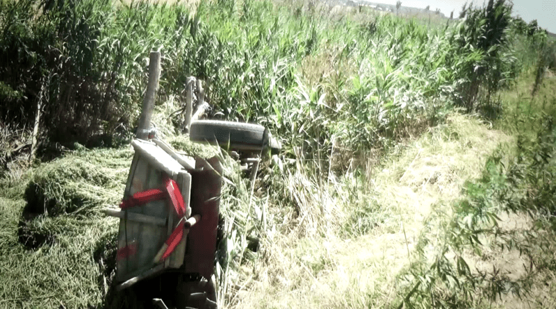 Un bărbat din raionul Drochia a murit, după ce a căzut dintr-o căruță cu capul în jos