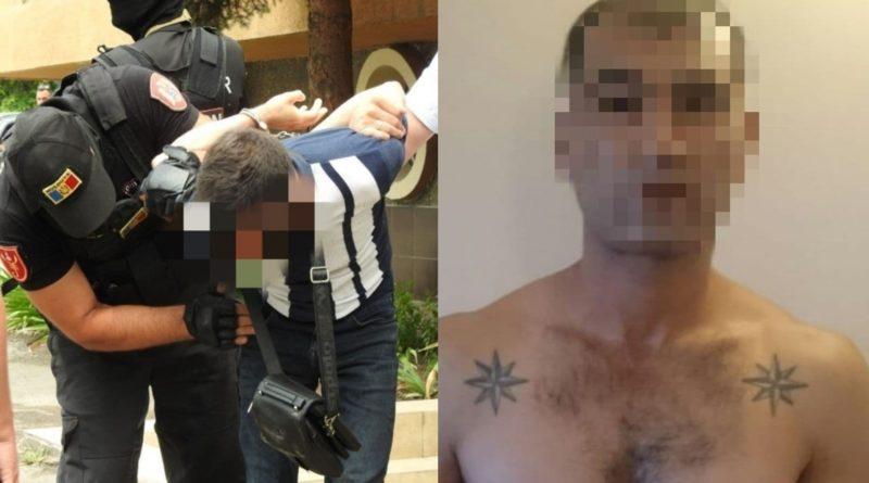 /VIDEO/ Bărbat din Bălți șantajat de un deținut din Chișinău. Un complice a fost reținut în centrul orașului