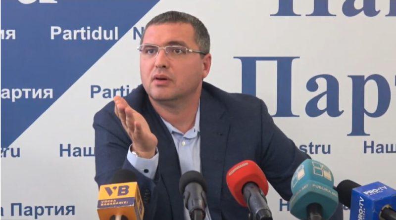 Foto Центральная избирательная комиссия предупредила Избирательный блок «Ренато Усатый» 1 28.07.2021