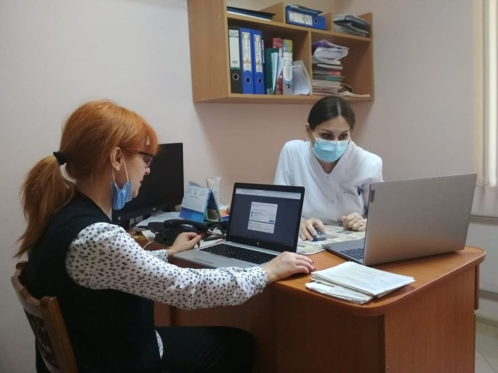 Foto /FOTO/Hipoacuzia la copii. Instituțiile medicale din Sângerei nu dispun de utilaje pentru screening-ul auzului la nou-născuți 2 20.09.2021