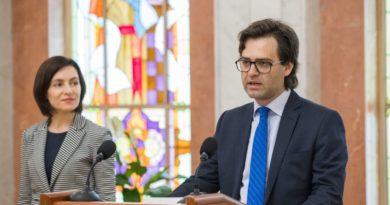 Foto Министр иностранных дел Нику Попеску в ближайшее время посетит Бухарест 4 22.09.2021