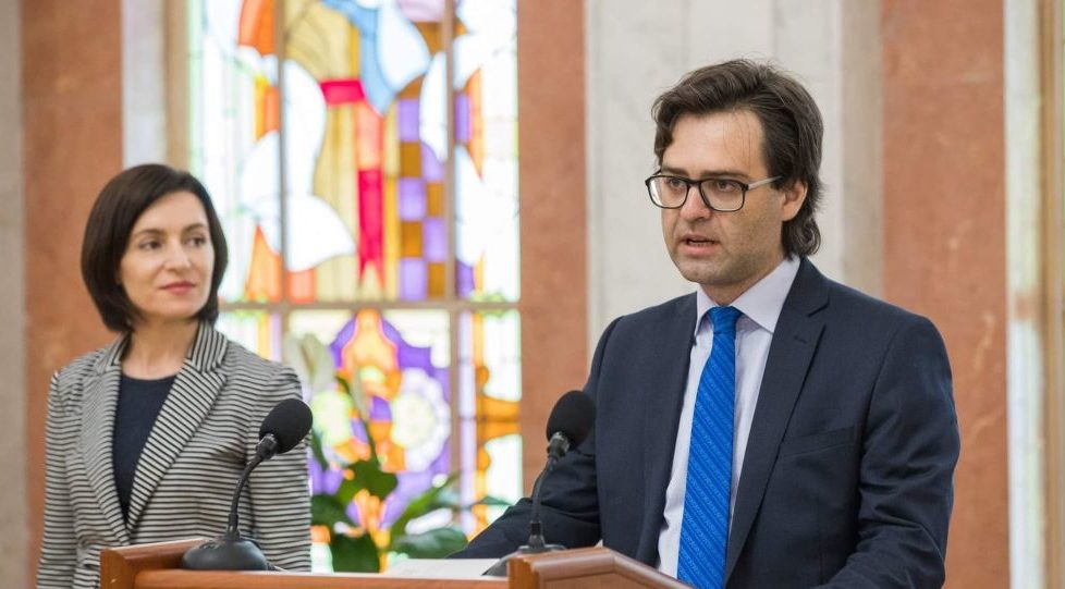 Foto Министр иностранных дел Нику Попеску в ближайшее время посетит Бухарест 1 21.09.2021