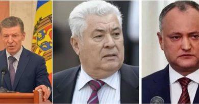 Foto Дмитрий Козак не ограничился встречей с президентом Молдовы Майей Санду, и также встретился с Додоном и Ворониным 3 20.09.2021
