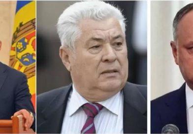 Foto Дмитрий Козак не ограничился встречей с президентом Молдовы Майей Санду, и также встретился с Додоном и Ворониным 9 21.09.2021