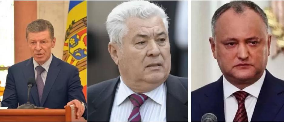 Foto Дмитрий Козак не ограничился встречей с президентом Молдовы Майей Санду, и также встретился с Додоном и Ворониным 1 21.09.2021