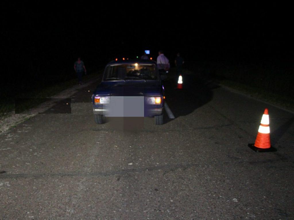 Foto /FOTO/ Un șofer a lovit mortal o femeie care se deplasa pe marginea unui drum din raionul Ocnița 1 21.09.2021