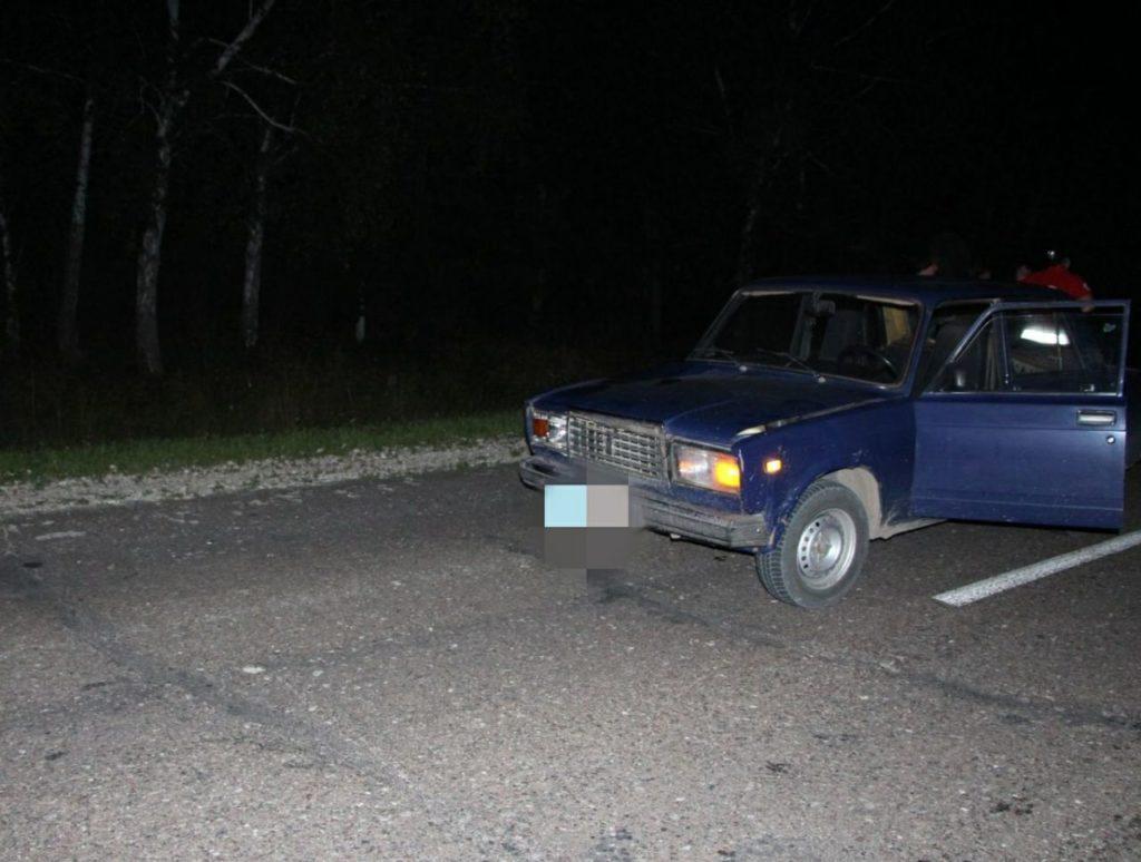 Foto /FOTO/ Un șofer a lovit mortal o femeie care se deplasa pe marginea unui drum din raionul Ocnița 2 21.09.2021