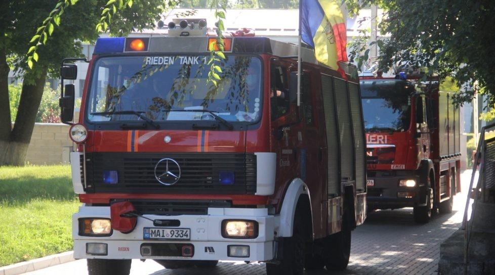/VIDEO/ 25 salvatori și pompieri au plecat în Grecia pentru lichidarea incendiilor de pădure