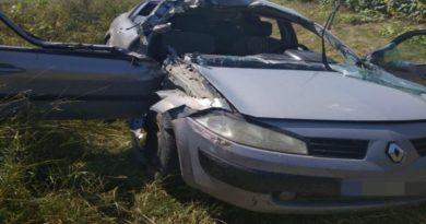 /FOTO/ Accident mortal în raionul Soroca