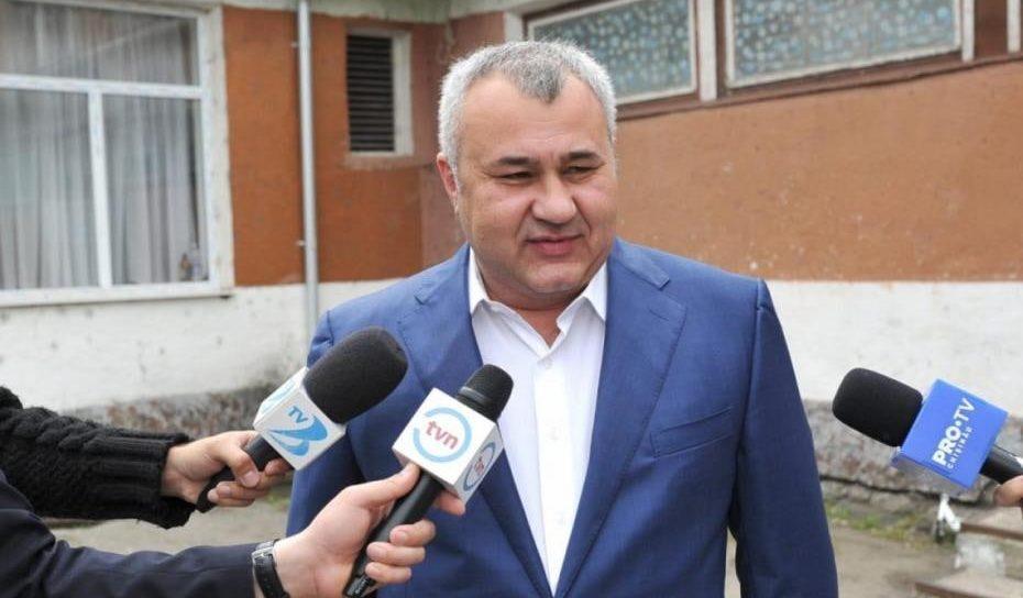 Nicolai Grigorişin ocupă funcția de primar interimar al orașului Bălți