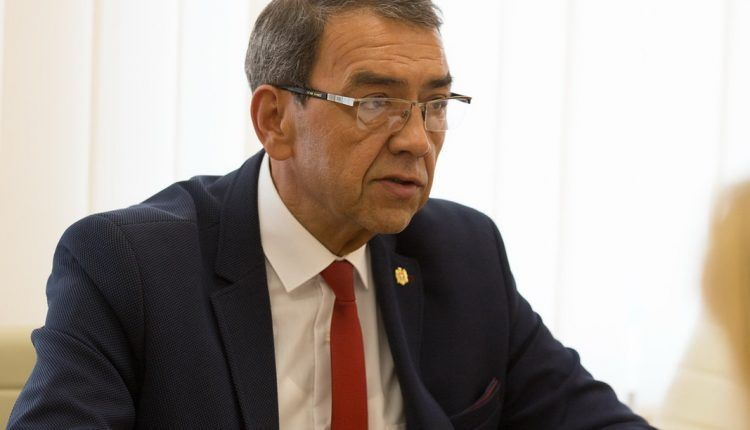 Vladimir Golovatiuc a fost rechemat din funcția de ambasador al Republicii Moldova în Rusia