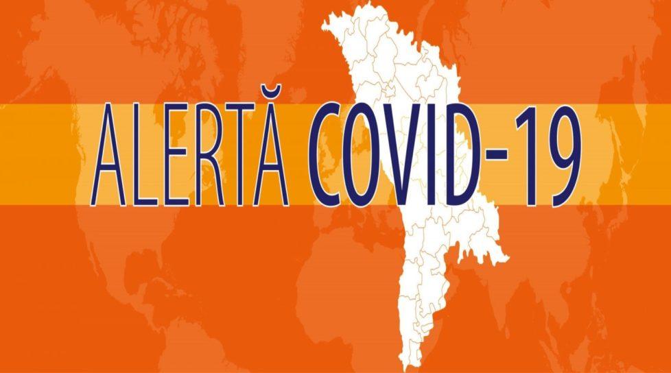 Din 16 august în Republica Moldova se instituie starea de alertă Cod Portocaliu de COVID-19