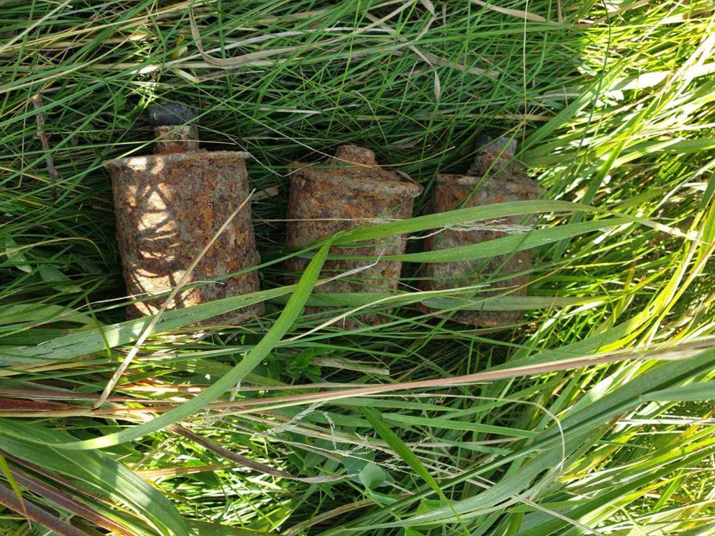 Foto /FOTO/ Peste 70 de muniții au fost lichidate în luna iulie de către geniștii Armatei Naționale 2 21.09.2021