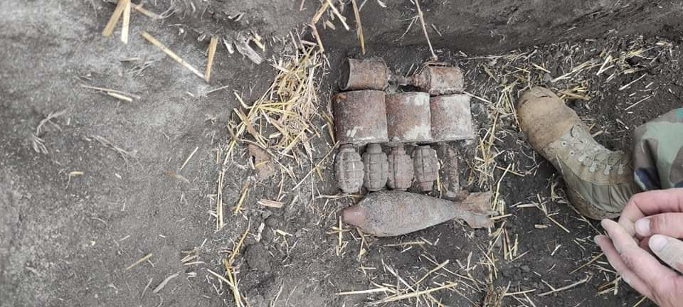 Foto /FOTO/ Peste 70 de muniții au fost lichidate în luna iulie de către geniștii Armatei Naționale 4 21.09.2021