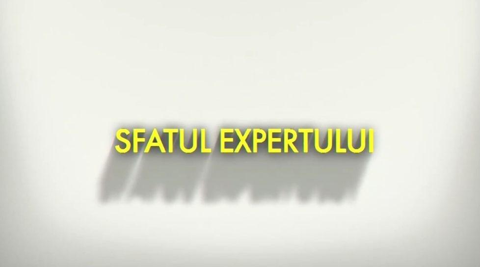 SFATUL EXPERTULUI