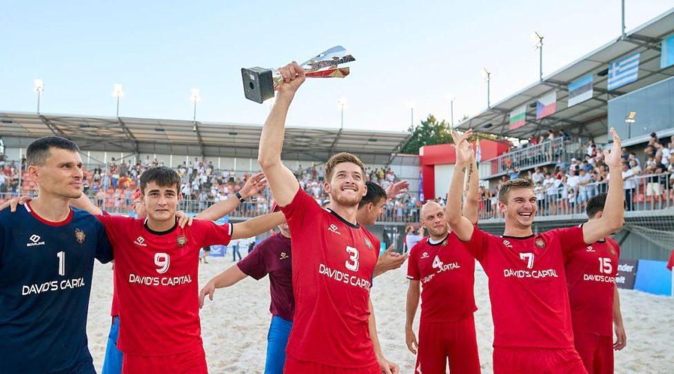 fotbal pe plajă, Republica Moldova,