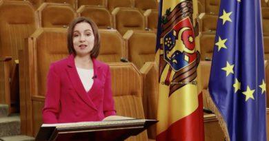 Mesajul Maiei Sandu de Ziua Independenței a Republicii Moldova
