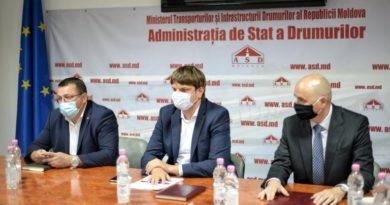 """Foto Î.S.""""Administrația de Stat a Drumurilor"""" are un nou director 1 22.09.2021"""