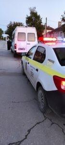 Foto Mai mulți șoferi ai curselor de transport public, amendați de către polițiștii din Bălți 3 27.10.2021