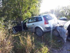 Foto /FOTO/ Accident în raionul Râșcani. Un șofer a fost transportat la spital 2 27.10.2021