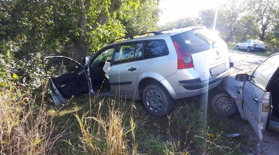 Foto /FOTO/ Accident în raionul Râșcani. Un șofer a fost transportat la spital 1 27.10.2021