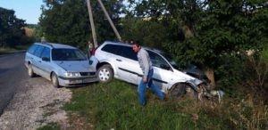 Foto /FOTO/ Accident în raionul Râșcani. Un șofer a fost transportat la spital 3 27.10.2021