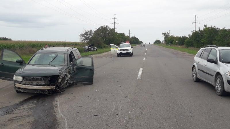 Foto Accident în raionul Florești. O femeie de 36 de ani a fost transportată la spital 3 20.09.2021