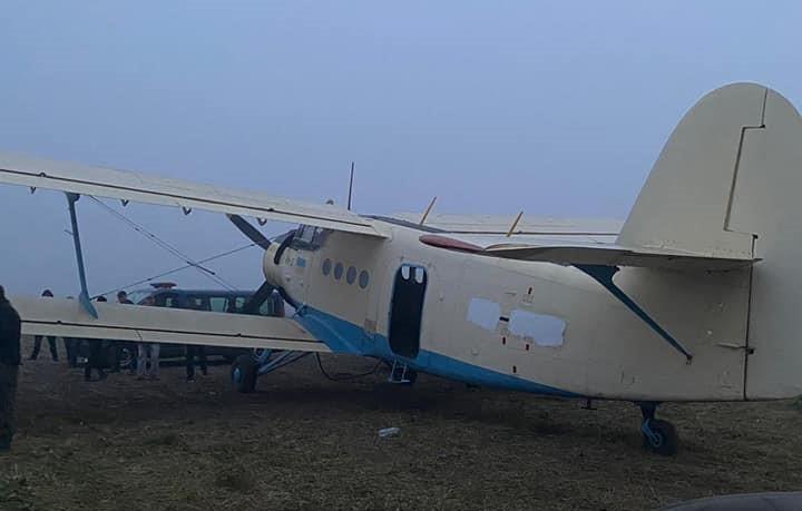 Noi detalii în cazul avionului cu țigări de contrabandă depistat în raionul Edineț. Patru persoane reținute, două anunțate în căutare națională