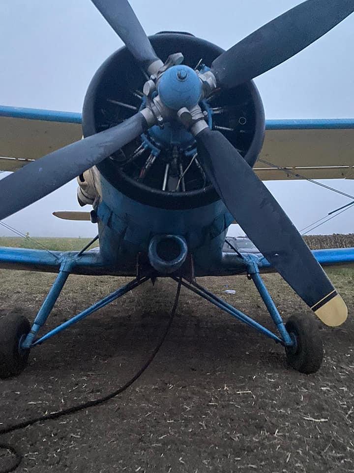 Foto /FOTO/ Un avion plin cu țigări de contrabandă, depistat în raionul Edineț 2 21.09.2021