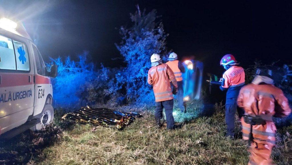 Foto /FOTO/ Un tânăr a murit într-un accident produs la Sîngerei 2 27.10.2021
