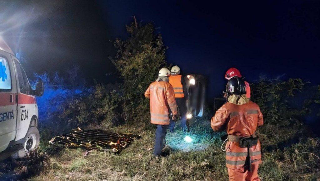 Foto /FOTO/ Un tânăr a murit într-un accident produs la Sîngerei 3 27.10.2021