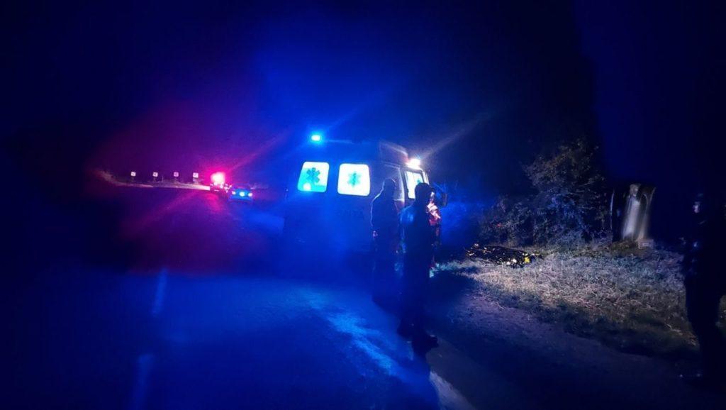 Foto /FOTO/ Un tânăr a murit într-un accident produs la Sîngerei 4 27.10.2021