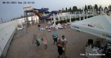 Foto Doi bărbați au furat o narghilea de pe teritoriul unui bazin din Bălți 2 21.09.2021