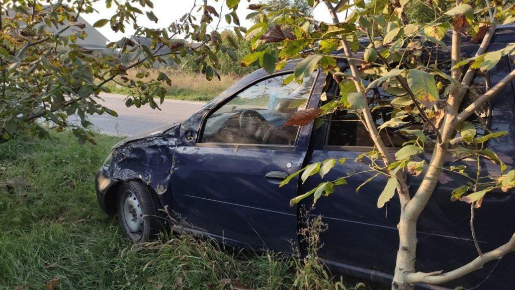 Foto /FOTO/ Accident la Glodeni. Două persoane au avut nevoie de îngrijiri medicale 1 27.10.2021