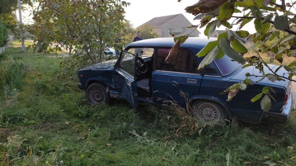 Foto /FOTO/ Accident la Glodeni. Două persoane au avut nevoie de îngrijiri medicale 2 27.10.2021