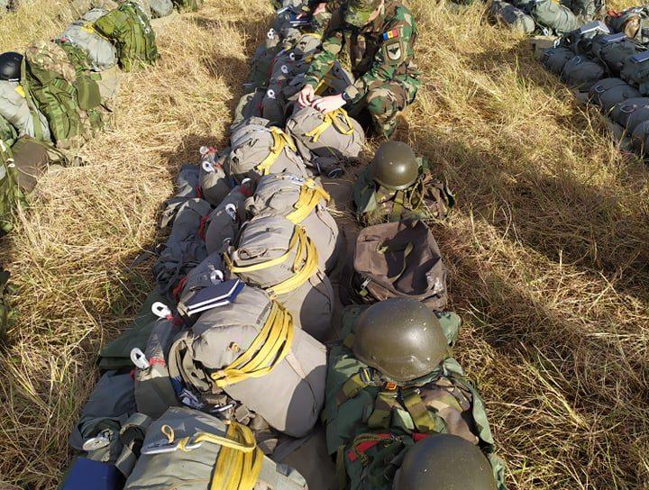 Foto /FOTO/ Exercițiu militar în memoria Generalului Grigore Baștan 1 27.10.2021