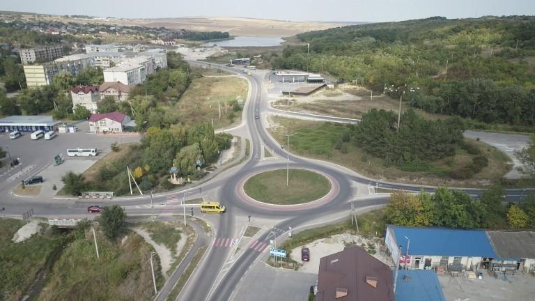 Lucrările de reabilitare a drumului național Bălți – Fălești – Sculeni, au fost finalizate