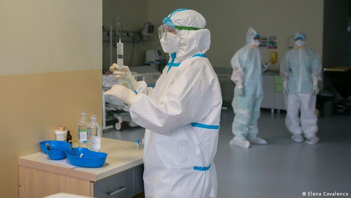 Foto В некоторых больницах Молдовы нет лекарств для лечения пациентов с COVID 6 22.09.2021