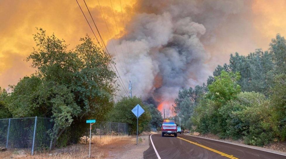 Incendii în California. Peste 13.000 de hectare de vegetație au fost distruse