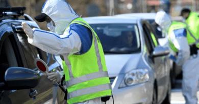 Foto Молдове непривитых сотрудников Погранполиции могут обязать делать тесты на COVID-19 6 20.09.2021