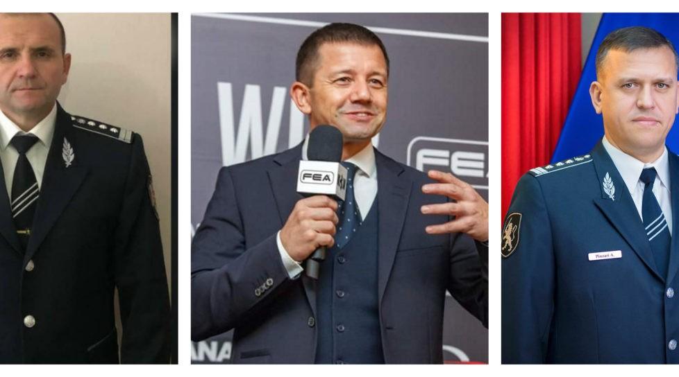 Foto Fostul șef al IGP, Alexandru Pînzari, al IP Bălți, Valeriu Cojocaru și al FEA, Dorin Damir, trimiși în instanța de judecată pe cinci capete de acuzare 1 17.10.2021